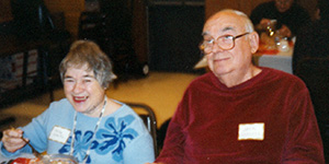 Jack and Shirley Schultz