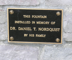 nordquist plaque