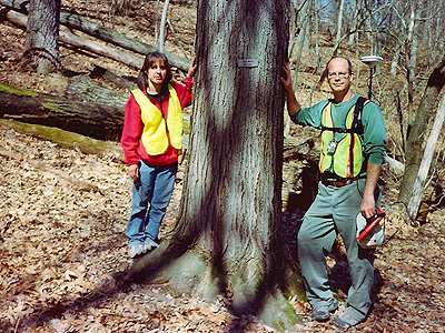 Kunde Employees with GPS